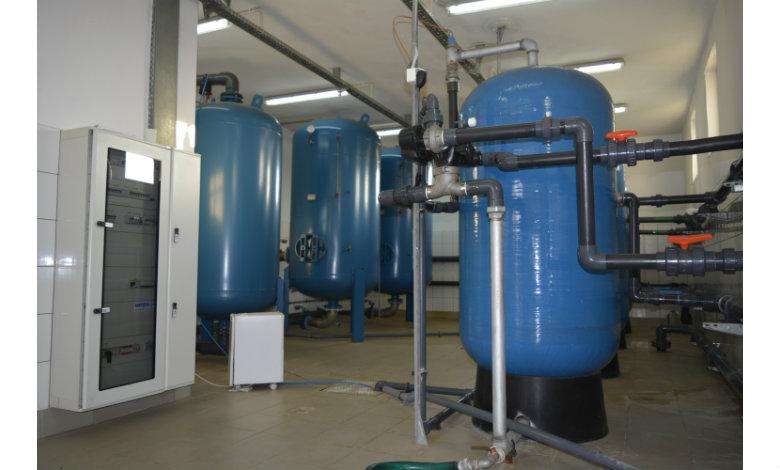 Modernizacja Stacji Uzdatniania Wody w miejscowości Krusze