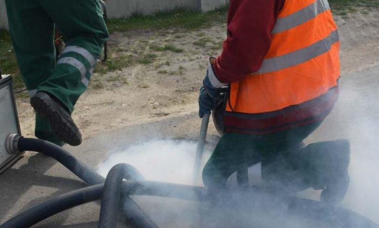 Kontrole w zakresie nielegalnego odprowadzania wód drenażowych i deszczowych do sieci kanalizacji sanitarnej